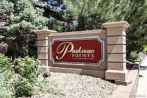 MLS # 7276833 : 10323 PEAKVIEW UNIT 102