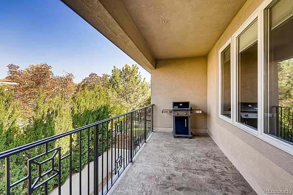 Photo #34 Beautiful East facing patio for enjoyable hours spent outside!