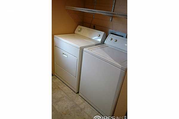 Photo #13 Clothes Washer and Dryer Included