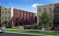 CITY HOMES AT LINCOLN PARK Townhomes For Sale